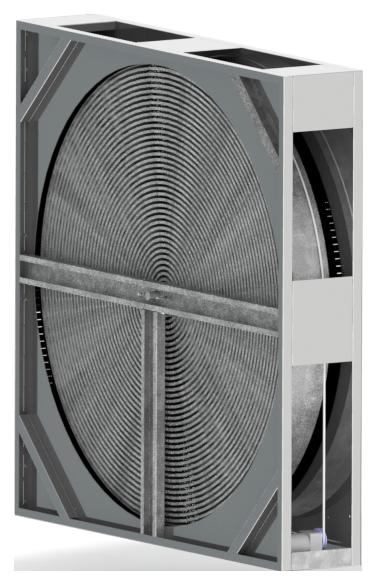 Ротационни регенеративни топлообменни апарати TANGRA ROT