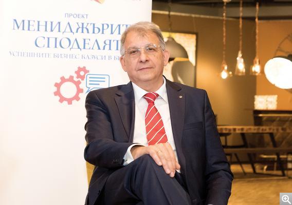 сп. Твоят Бизнес - интервю - Юлий Армянов