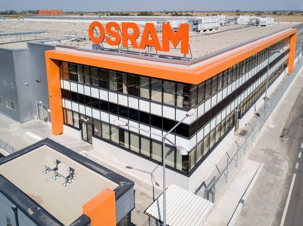 хигиенни климатични и вентилационни камери в OSRAM